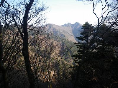 三峰山はいつ見ても