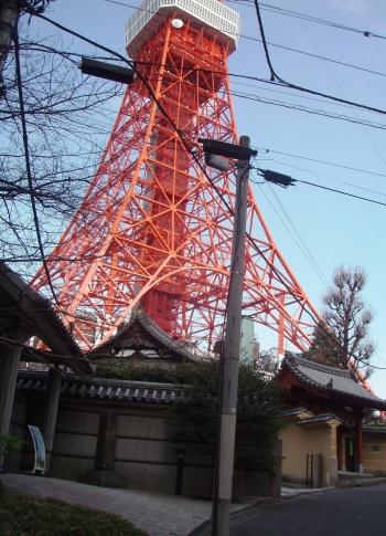 P129029瑠璃光寺&東京タワー