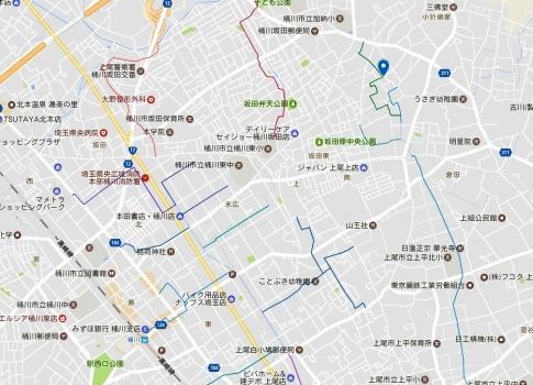 源流部MAP