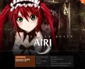 Vanqished Queen Airi (Queen's Blade)