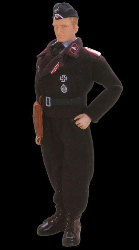 STEINER's CUSTOM_国防軍機甲科少尉