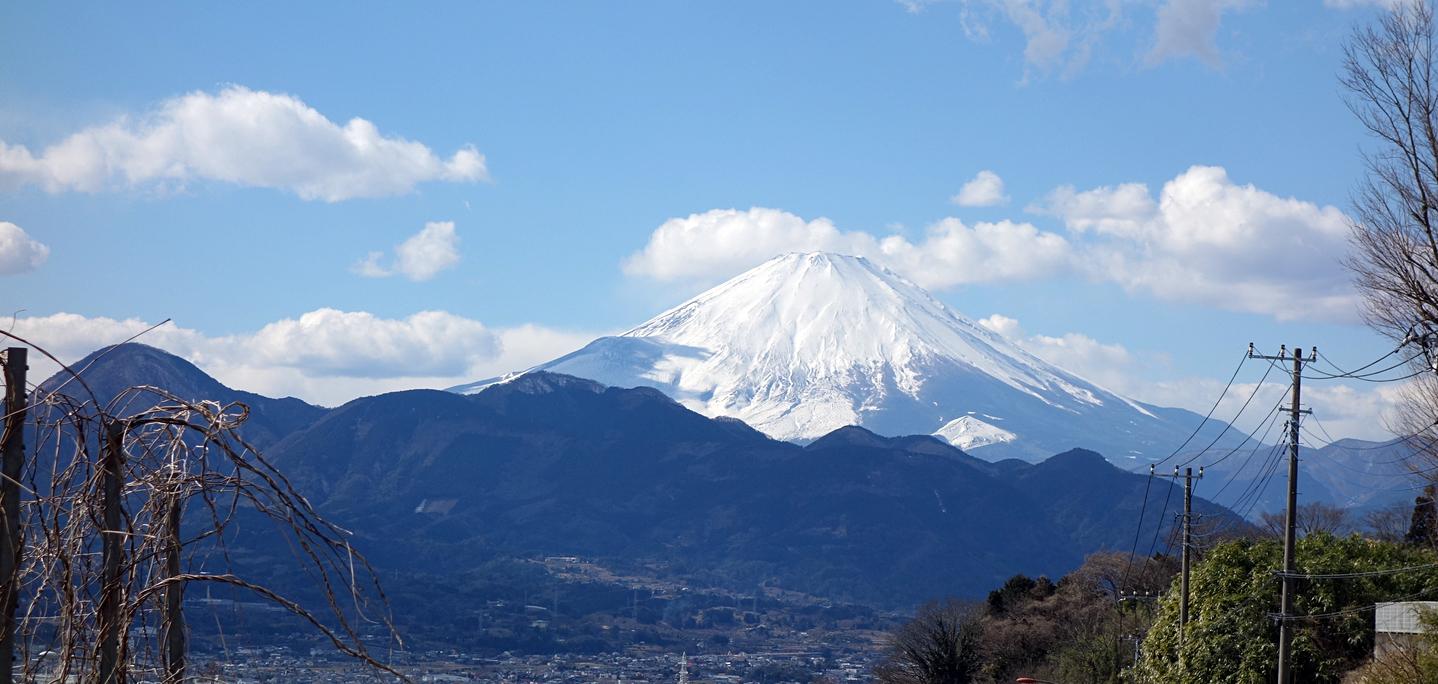 PCX_富士山