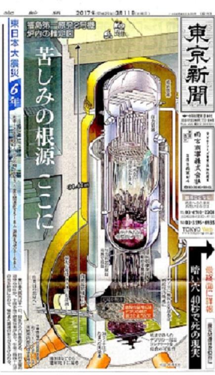 東京新聞3.11原子炉図解123