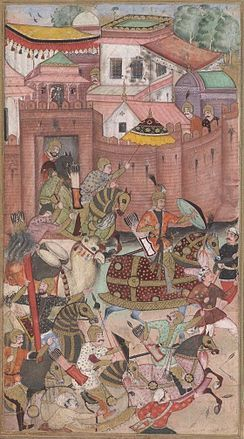 Babur_and_his_army_emerge_from_the_Khwaja_Didar_Fort.jpg