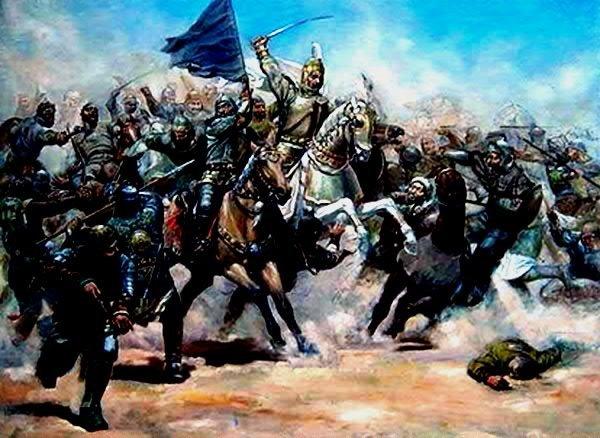 Qara_Yusif_Bey_leading_Qaraqoyunlu_army_against_Shirvanshahs.jpg