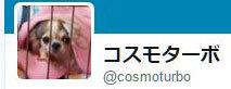 Twitter「cosmoturbo」