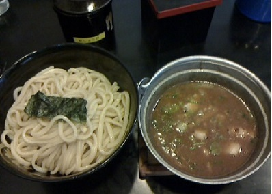 無心つけ麺