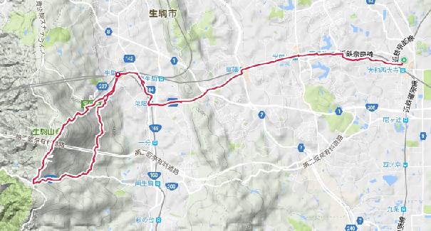 290402生駒山