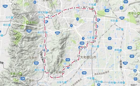 33kmコース