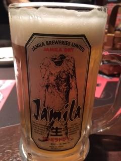 ジャミラビール