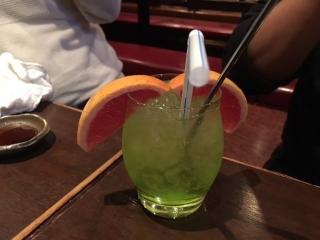 飲み物ミドリ