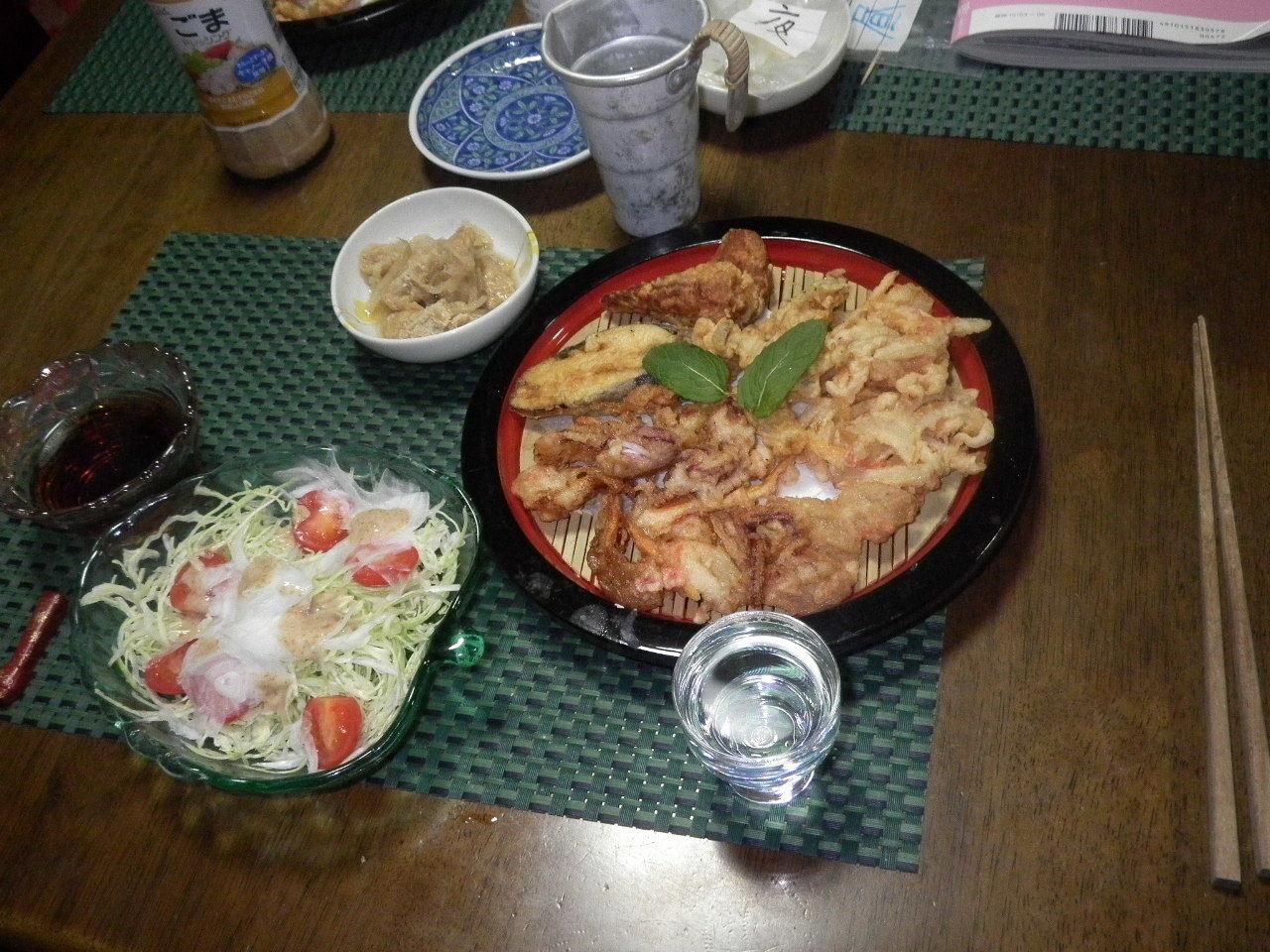 晩飯143