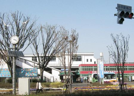 西武小平駅