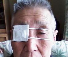 眼帯の爺さんⅡ