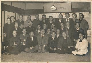 1949年頃従業員写真