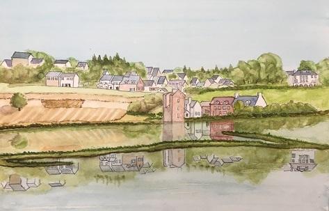 170304 ブルターニュの農村 (2)サイズ