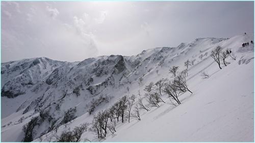022 稜線