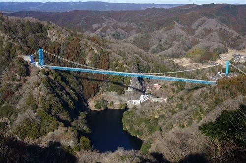 5竜神大吊橋