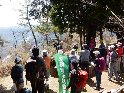 4神峰山頂