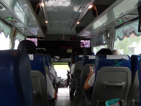 台北2016.7台北・空港バス