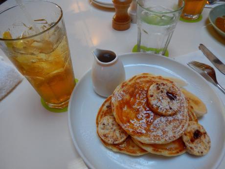 ハワイ2016.10グルメ・ビルズ朝食