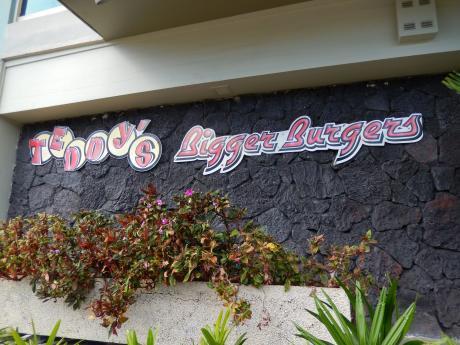 ハワイ2016.10グルメ・ハンバーガー