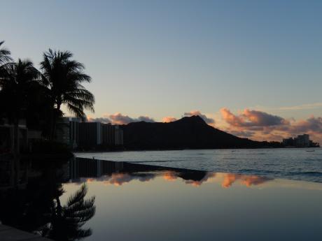 ハワイ2016.10ホノルル・ホテル