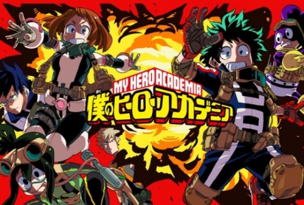 【悲報】アニメ「僕のヒーローアカデミア2期」、土曜に移るも視聴率3%で過去最低に
