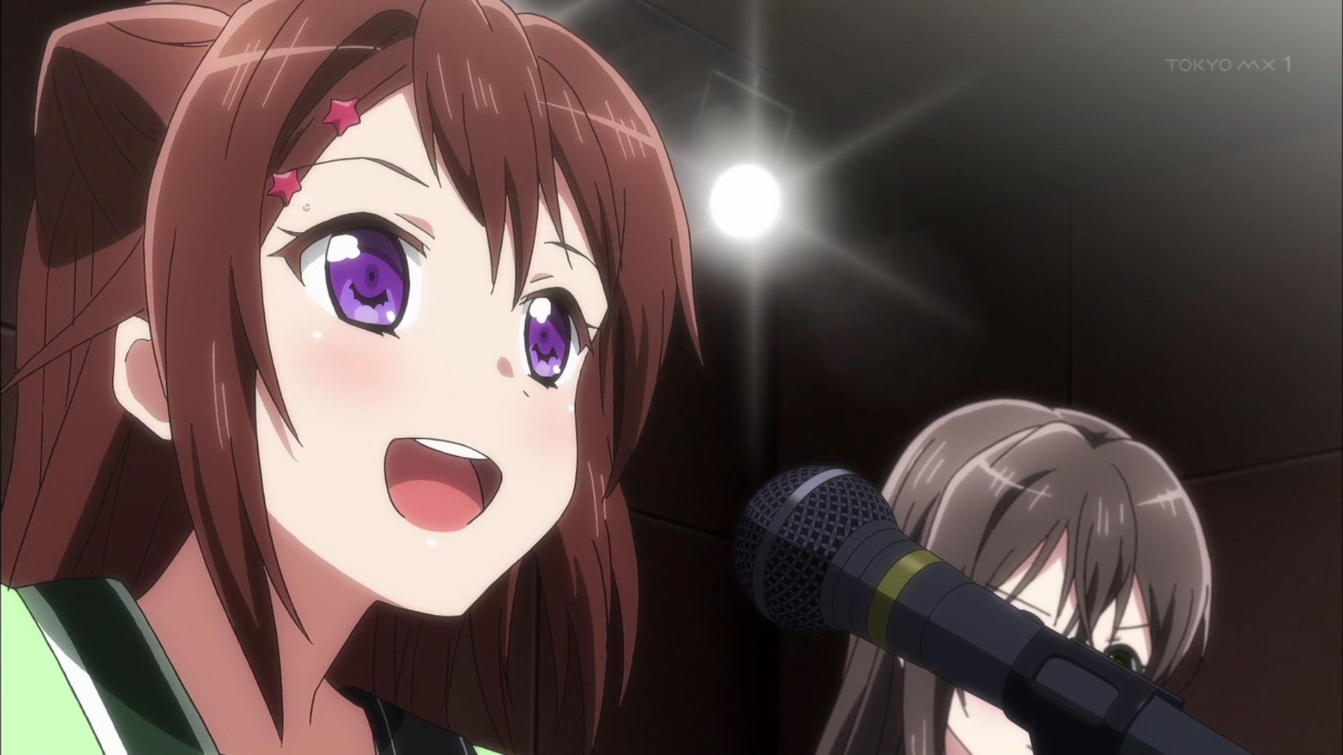 『BanG Dream!(バンドリ!)』第9話感想・・・前回の引きとほぼ一緒じゃねーかwww ライブは止め絵ばっかりだしもっとがんばってくれええええ