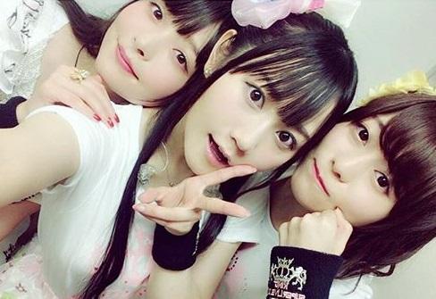 「キング・スーパー・ライブ2017」メインの上坂すみれ、小倉唯、水瀬いのりの3ショット写真!!これが新御三家だ!