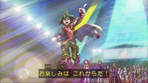 『遊戯王ARC-V』ニコ生の最終回アンケで最低の評価を獲得!! ①が2.8% ⑤が94.2%