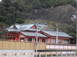 淡島神社 全景