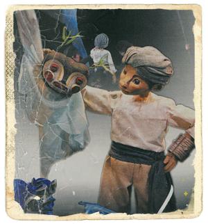 アラビアンナイトチラシ画像1
