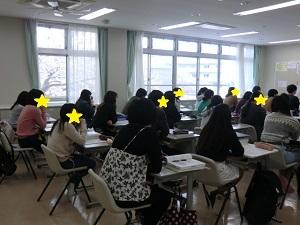 4月2年授業風景