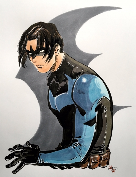 Shiroi Nightwing