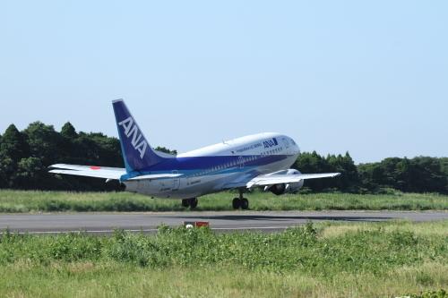 B735完乗_JA304K
