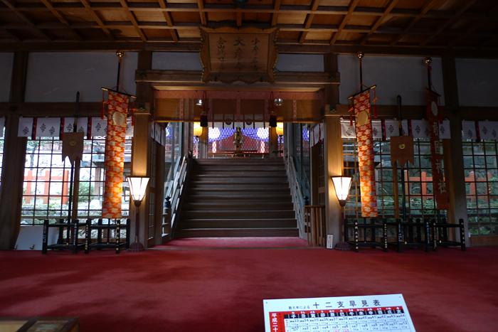 伊賀の國の神社  敢國神社  13