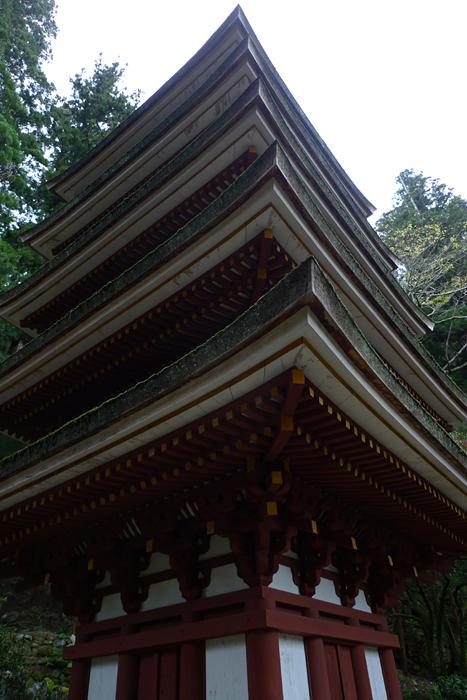 大和の国の名刹  女人荒野  室生寺  24