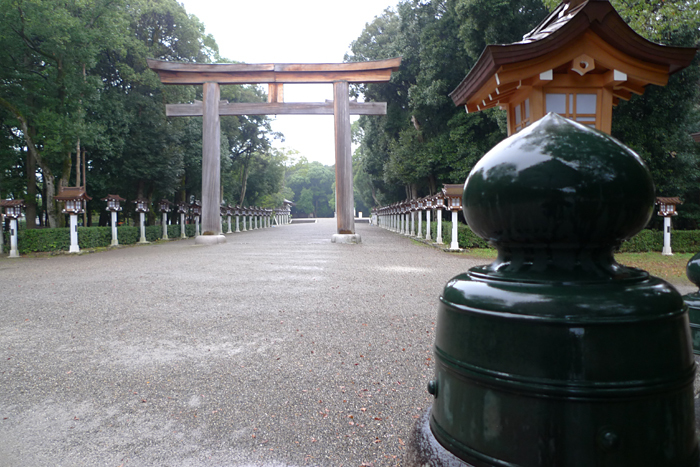 大和の国の神社  橿原神宮  4