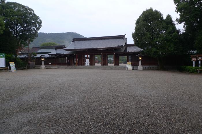 大和の国の神社  橿原神宮  7