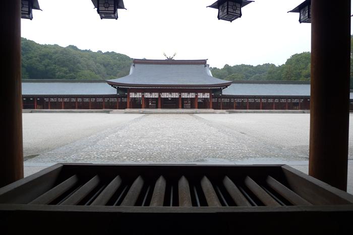 大和の国の神社  橿原神宮  10