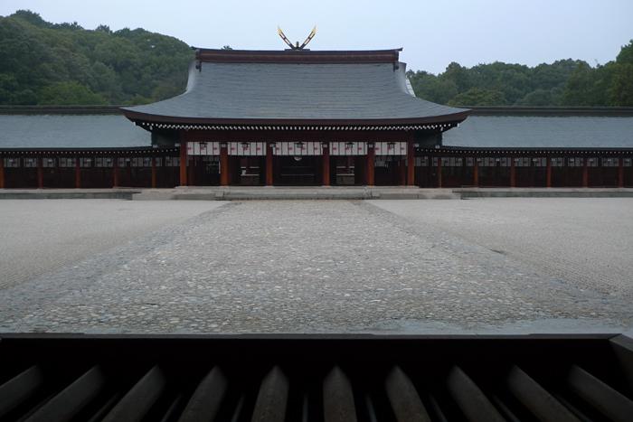 大和の国の神社  橿原神宮  11