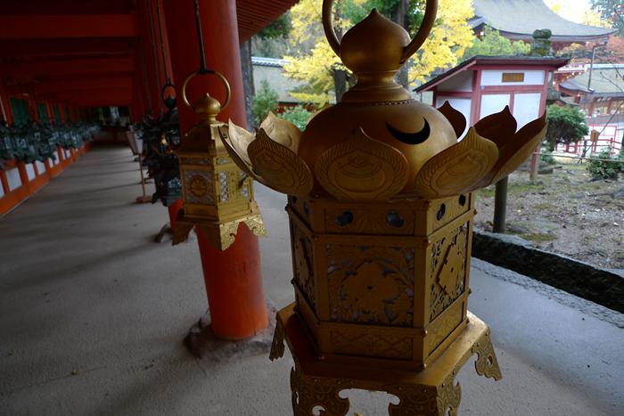 大和の国の神社  春日大社  49