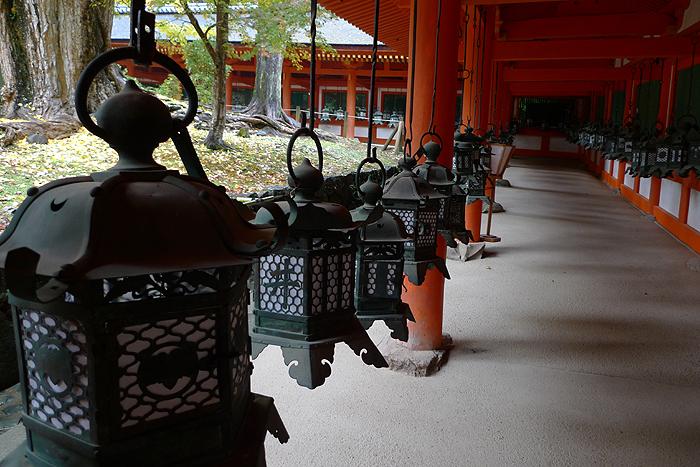 大和の国の神社  春日大社  52