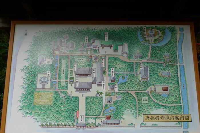 大和の国の名刹  唐招提寺  5