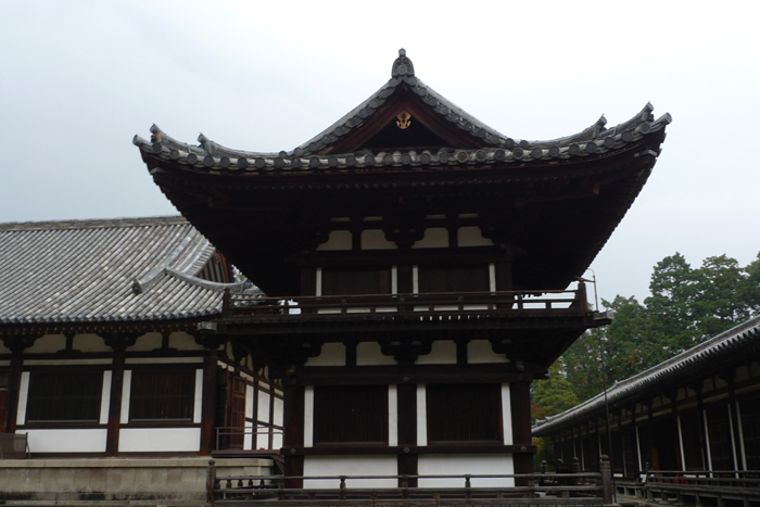 大和の国の名刹  唐招提寺  12