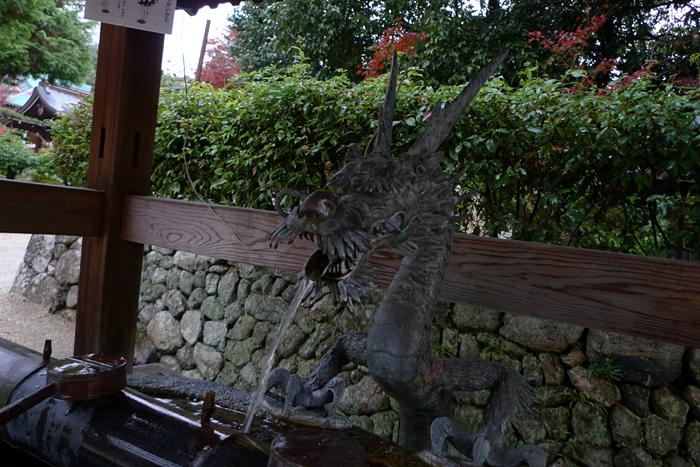 大和の国の神社  龍田神社  2