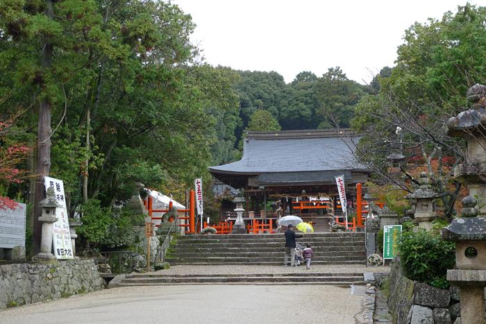 大和の国の神社  龍田神社  3