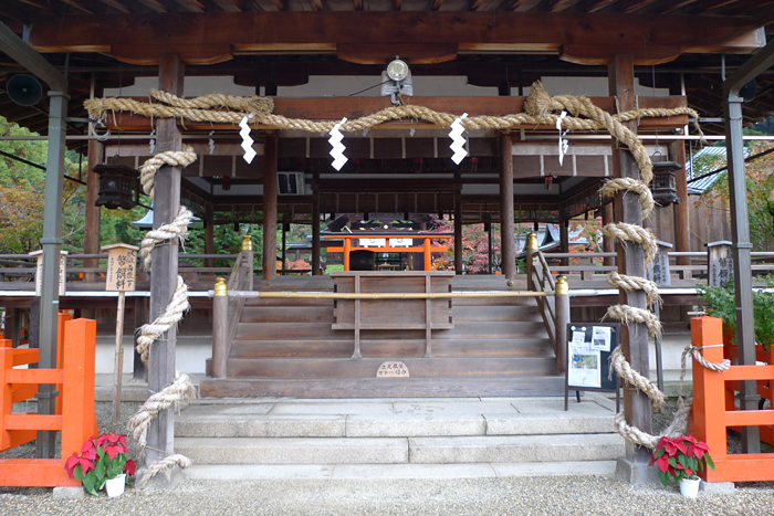 大和の国の神社  龍田神社  5