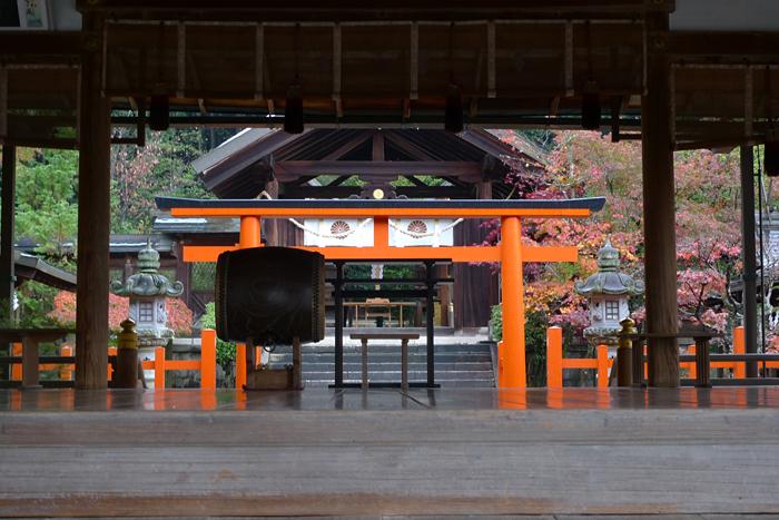 大和の国の神社  龍田神社  7